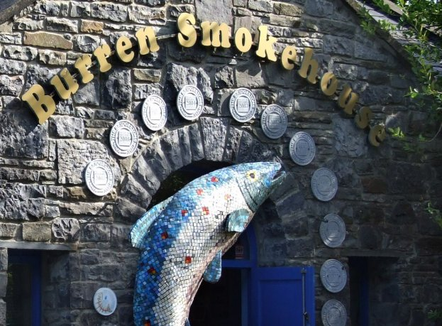 The Burren Smokehouse is a family run business, established in 1989