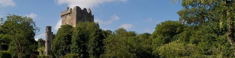 Blarney Castle in Cork