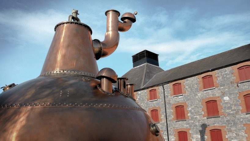 Jameson Distillery Cork