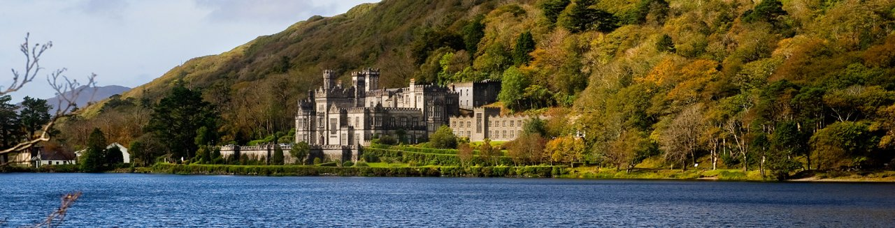 Kylemore Abbey in Connemara - Group Day Trips from Dublin