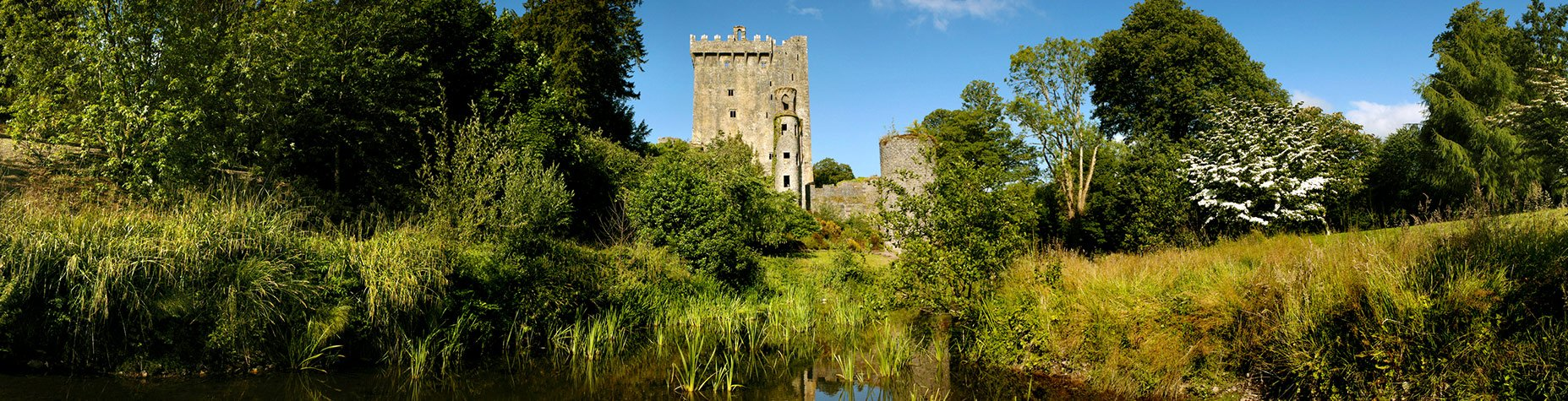 View of Blarney Castle - Group Day Trips from Dublin