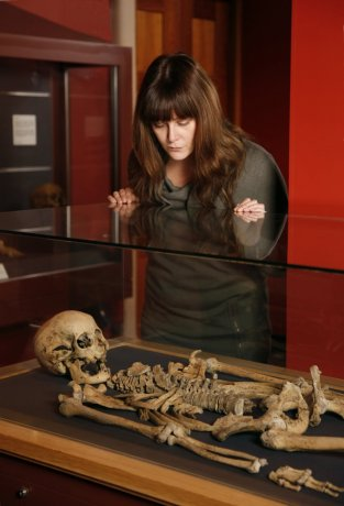 See the real medieval skeleton Maggie at Dublinia