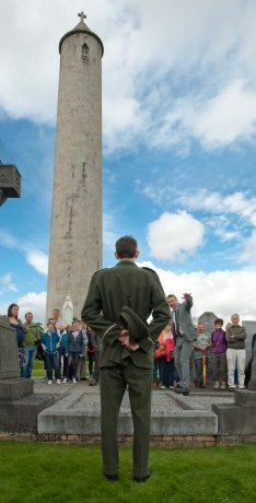 The Glasnevin Cemetery Museum has a variety of walking tours