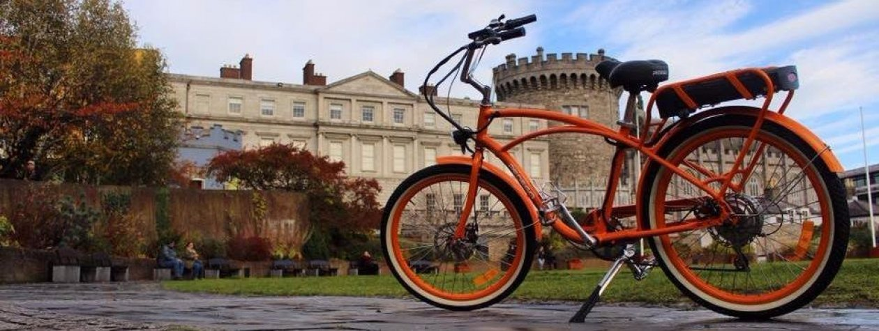 Lazy Bike Tours - the great tour of hidden Dublin