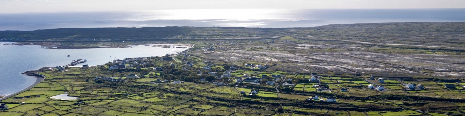 Inis Mhor Landscape on a day trip - Aran Islands