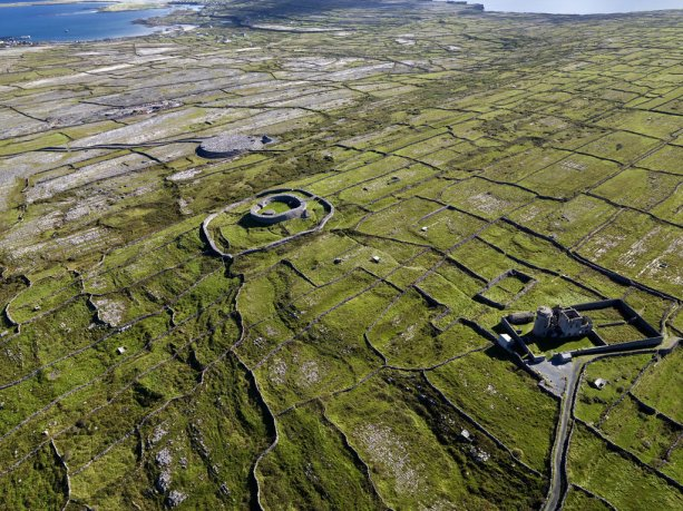 You can see many ruins on your tour of Inis Mhor and the Aran Islands