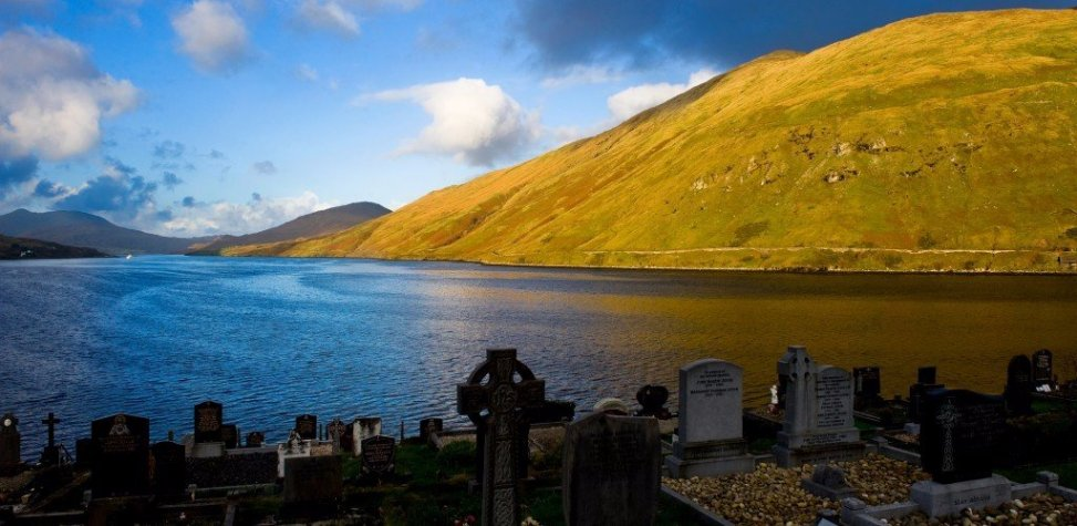 See Ireland's only fjord on the Killary cruise!