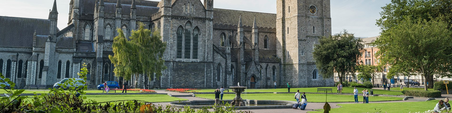 St. Patrick's Cathedral on Dublin's Christian Legacy Tour
