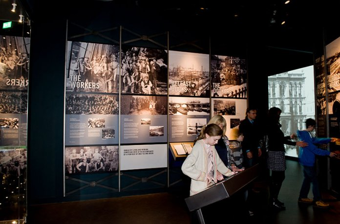 Exhibition on the Construction of the Titanic
