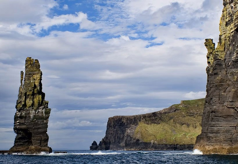 Experience the Cliffs of Moher on a Daytrip!