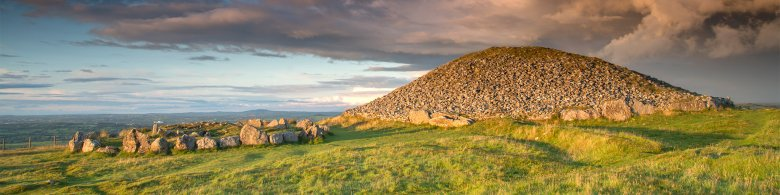 Hire a Coach and Visit Loughcrew Burial Site in the Boyne Valley