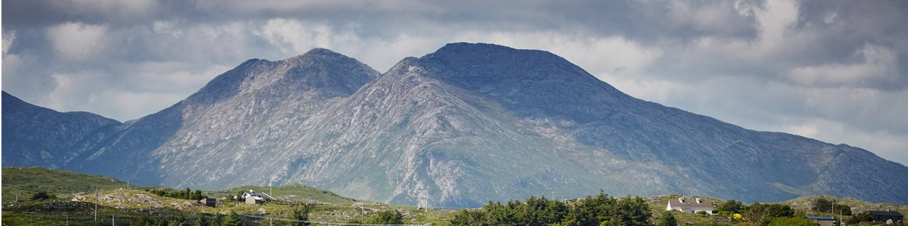 Connemara's Striking Landscape