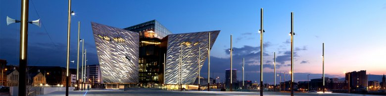 Take a Day Trip to Belfast Including the Titanic Experience With Your Group