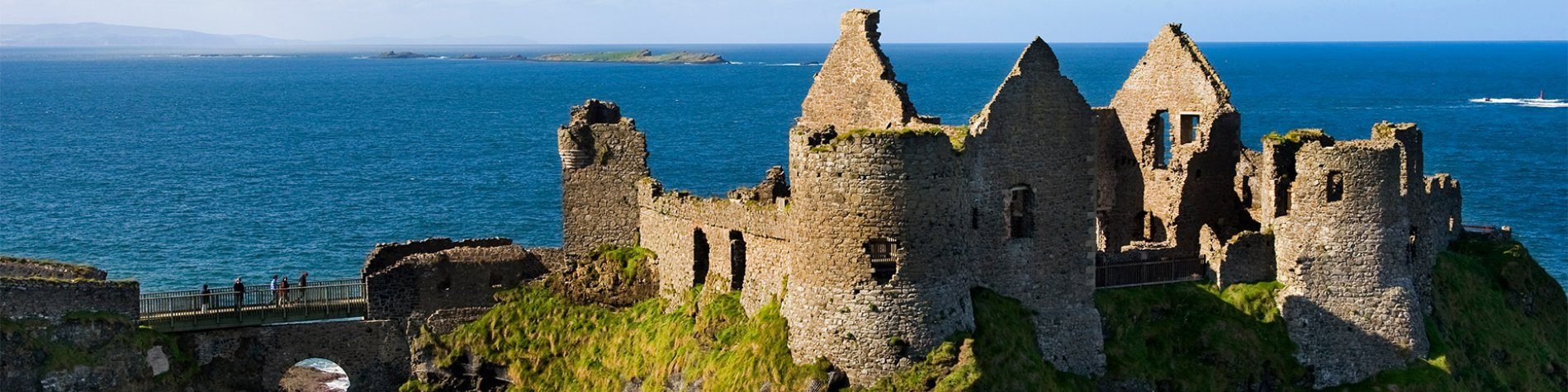 See Dunluce Castle and More on a Day Trip to the Causeway Coast From Dublin