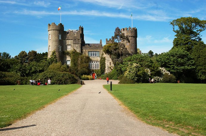 Malahide Castle Has Lots of History Waiting to Be Explored