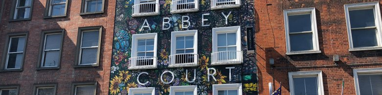 Abbey Court Hostel Front