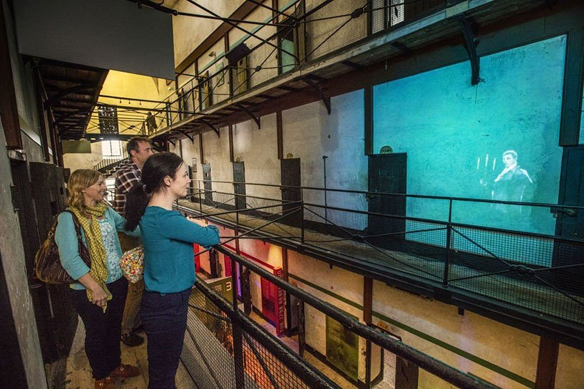 Wicklow Gaol Offers an Interactive Prison Tour in Ireland's Ancient East