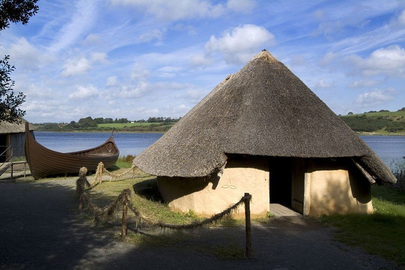 The Irish National Heritage Park Feature a Great Outdoor Museum in Ireland's Ancient East