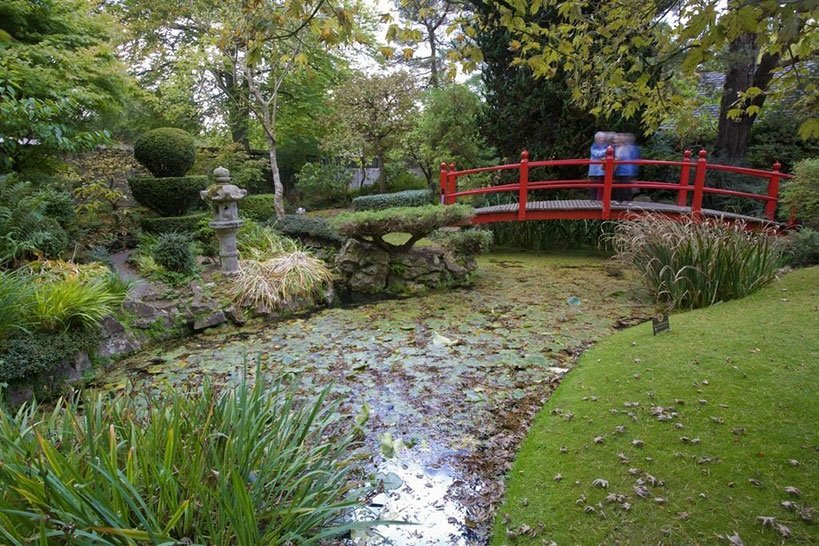 Visit the Gardens of the Irish National Stud in Ireland's Ancient East