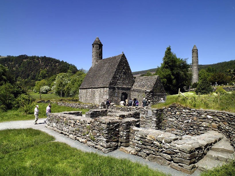 Glendalough and Its Monastic Settlement in Ireland's Ancient East