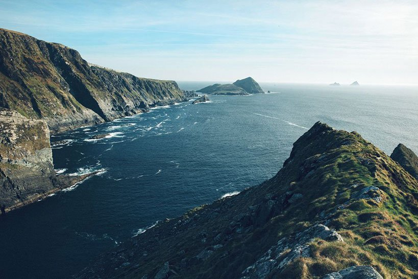 10 Free Things to Do in Ireland - View of Kerry, the Home of Skelligs Chocolate