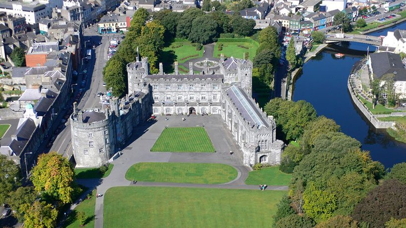 10 Free Things to Do in Ireland - The Design and Craft Gallery Across From Kilkenny Castle