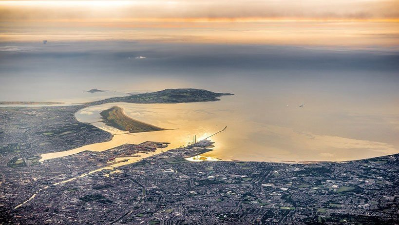 All of Dublin Bay