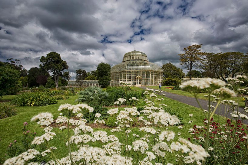 The Botanic Gardens Dublin