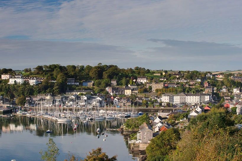 10 Towns and Villages in Ireland Kinsale