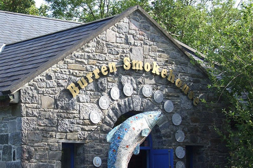The Burren Smokehouse Smoked Salmon