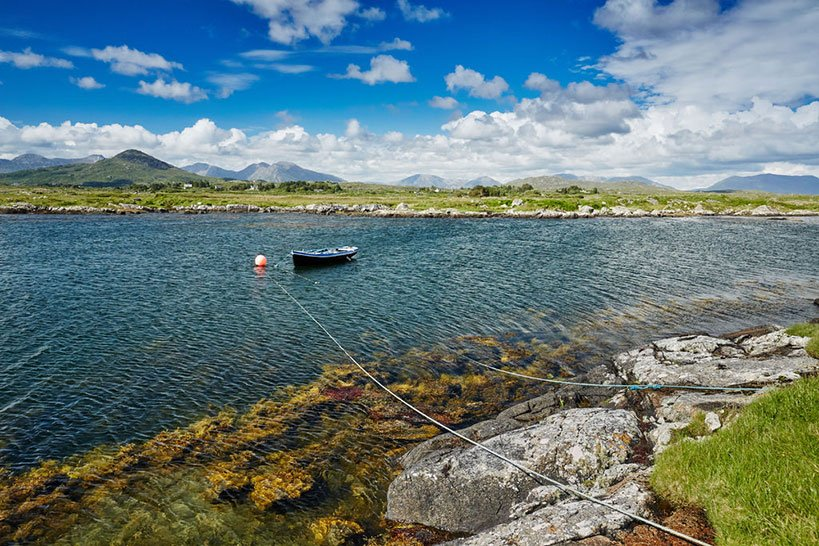 Tour to Connemara in Co. Galway