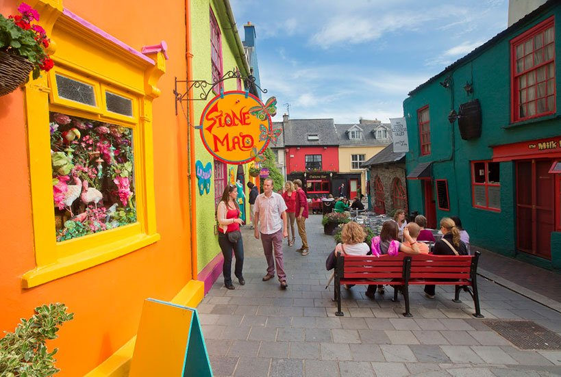 Tour to Kinsale in Co. Cork