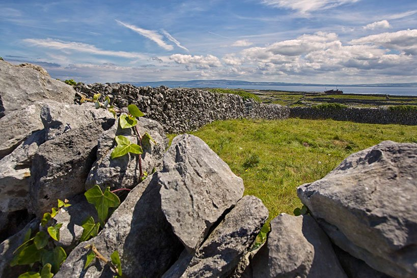 Tour to the Aran Islands in Co. Galway