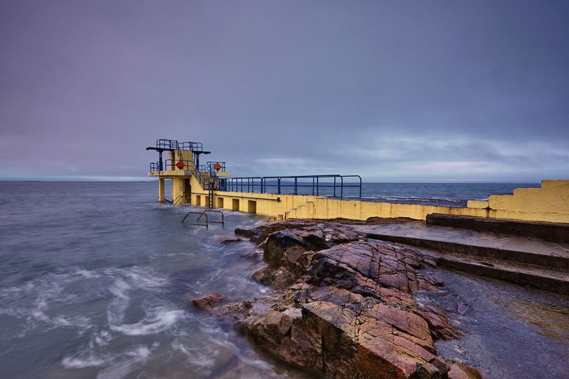 Tour to the Salthill Promenade in Co. Galway