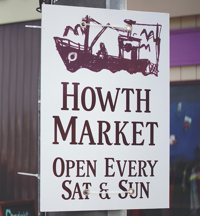 Howth Market Open During Weekends