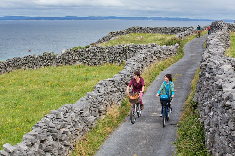 Aran Islands Cycling