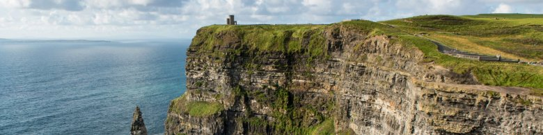 The Cliffs of Moher are Part of Your Tour Along the Wild Atlantic Way