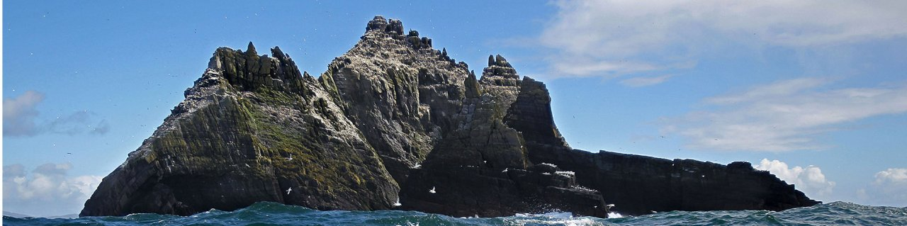 Skellig Michael Doubled As Ahch-To in Star Wars