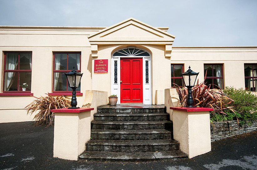 Stay in the Burren Hostel